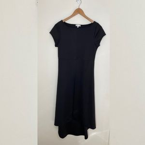 💫LEITH High-Low Black Tunic Small